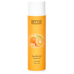 mandarine shower gel